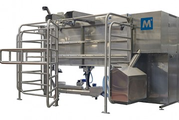 Fullwood: New robot raises the standard in automated milking