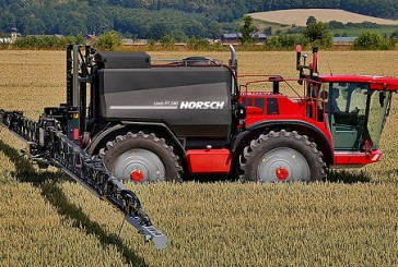 Horsch Leeb: New PT280 sprayer launched