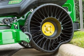 Michelin: New Tweel goes into production