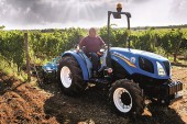 New Holland: Specialised title for T3F tractor