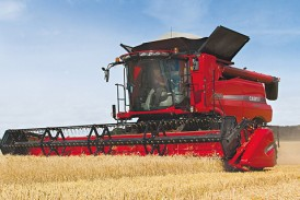 Case IH: Axial-Flow 140 combines to be launched in Europe