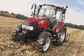 Case IH: New engine technology for expanded Farmall C range