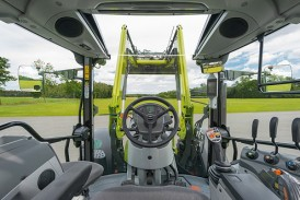 Claas: Sima gold for the Arion's Panoramic cab