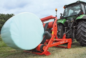 Kuhn: Standalone machine offers faster and cheaper bale wrapping