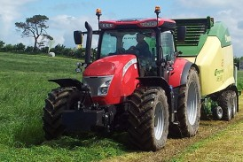 McCormick: First CVT tractors to be unveiled at Lamma 2015
