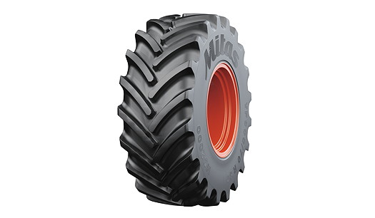 Mitas: VF HC 2000 and VF HC 1000 tyres introduced for tractors and sprayers