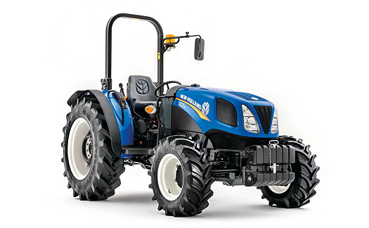 New Holland: Upgraded TD3.50 tractor features more performance and better ergonomics