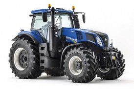 New Holland: Upgraded T8 tractor range set for UK debut