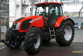 Zetor: Engine deal points to larger models on the way