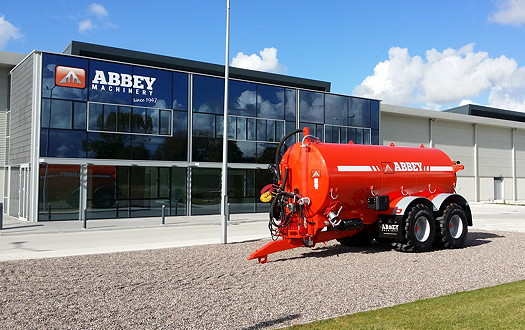 Abbey Machinery: Manufacturer moves into new factory