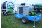 Bauer: Latest diesel irrigation pumps featured at Lamma 2015