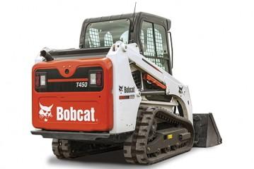 Bobcat: High-performance T450 tracked loader