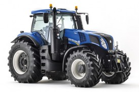 New Holland: Upgraded T8 tractor range launched