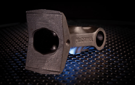 McConnel: Major breakthrough in flail technology unveiled