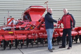 Horsch appoints IDM Services in Cornwall and Devon