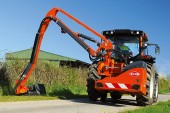 Kuhn Farm Machinery: Heavy-duty landscape maintenance range extended