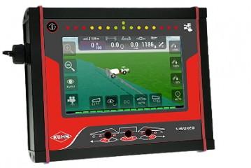 Kuhn Farm Machinery: Visioreb touch-screen sprayer controller