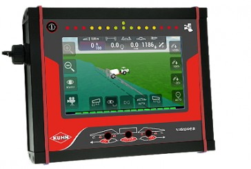 Kuhn Farm Machinery: Visioreb touch-screen sprayer controller