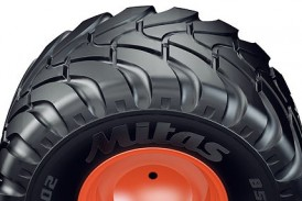 Mitas: Flotation tyre product range extended