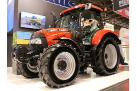 Mitas: New size of PneuTrac shown at Sima 2015