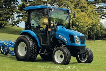 New Holland: Boomer 54D is now Stage IV emissions compliant