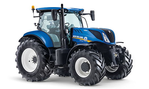New Holland: Stage IV T7 tractors unveiled
