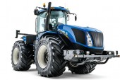 New Holland: Upgraded T9 range is better than ever