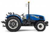 New Holland: New and improved TD4F orchard tractors