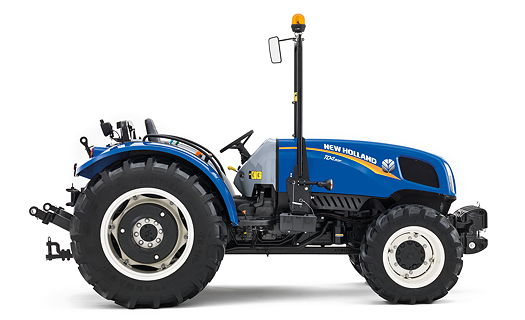 New Holland Orchard Tractors : New holland and improved td f orchard tractors
