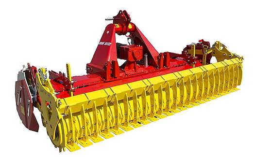 Pöttinger: New lightweight Lion power harrows for versatile operations