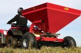 Quad-X: Boost grass even on wet ground