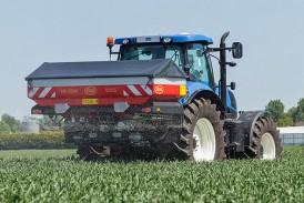 Vicon: New features for 2015 Vicon fertiliser spreaders