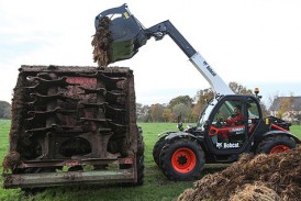 Bobcat: TL358+ compact telescopic loader launched at Sima