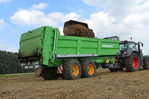 Joskin: New Ferti-Space Horizon muck spreaders launched