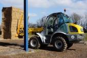 Kramer: First 8095T loader delivered to a Derbyshire pig farmer