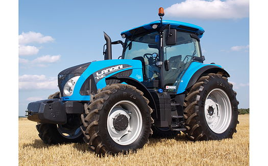 Landini: Four-cylinder 6L Series replaces the brand's Landpower models