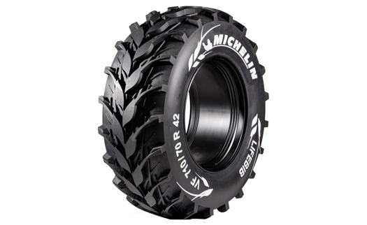 Tractor Tread Pattern : Michelin innovative tractor tyre tread pattern concept