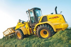 New Holland: Construction equipment now available through selected agricultural dealers