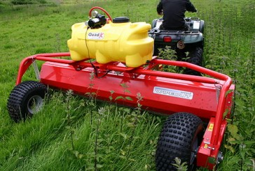 Quad-X: A new generation of innovative weed control