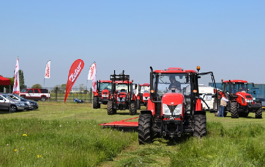 Popular Zetor Tractor Show returns for fifth year