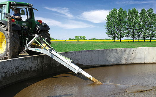 Bauer: Turbomix provides effective and power-efficient mixing of slurry