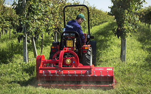 Reco: Brevi flail mower range launched