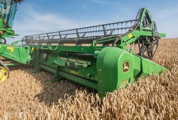 John Deere: 600X header available for 2015 harvest