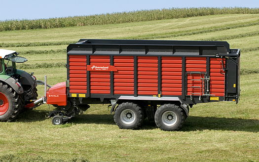 Kverneland: Dual-purpose, high-performance forage wagons launched