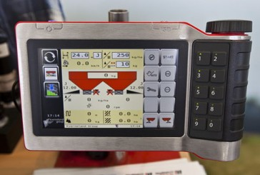 Kverneland:  The Tellus Go is the compact universal terminal