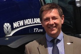 New marketing manager at New Holland Agriculture