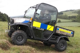 Kubota: Police force's latest move to tackle rural crime