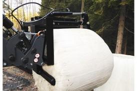 Ålö: TopGrip proves a popular addition to bale handler range