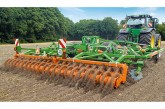 Amazone: Double-U profile cultivator roller launched