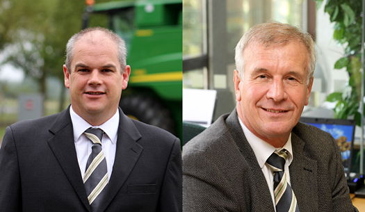 New appointment at John Deere